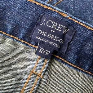 "J. Crew ""The Driggs"" Slim Fit Jeans 32x32"